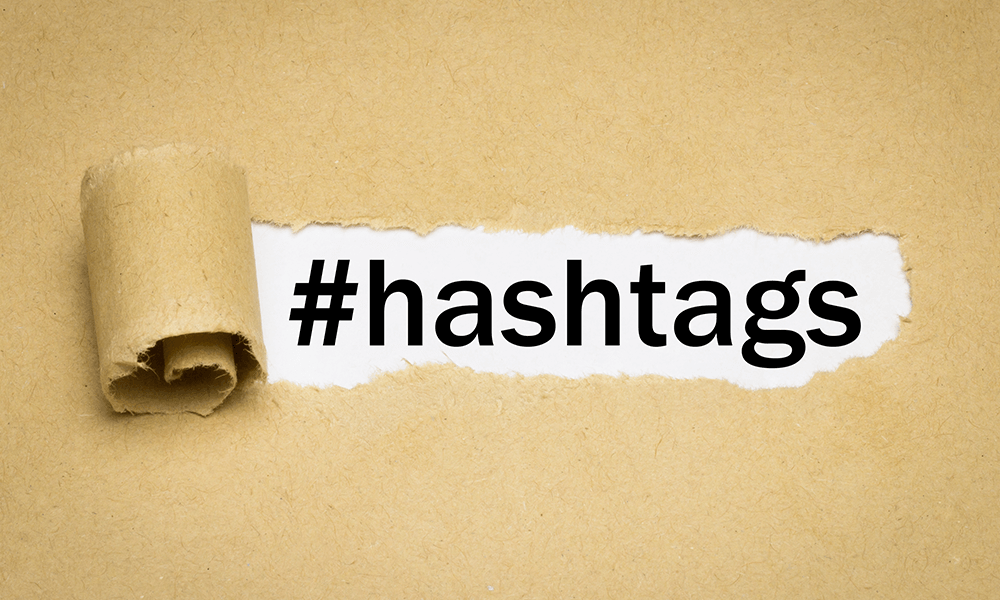 How to use Hashtags within Twitter and Instagram
