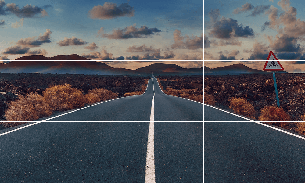 Photography and the Rule of Thirds