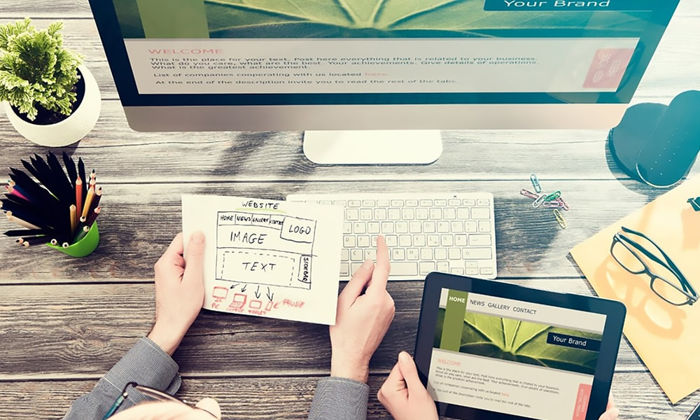 The Simple Steps To Remember When Creating Your Next Website Redesign
