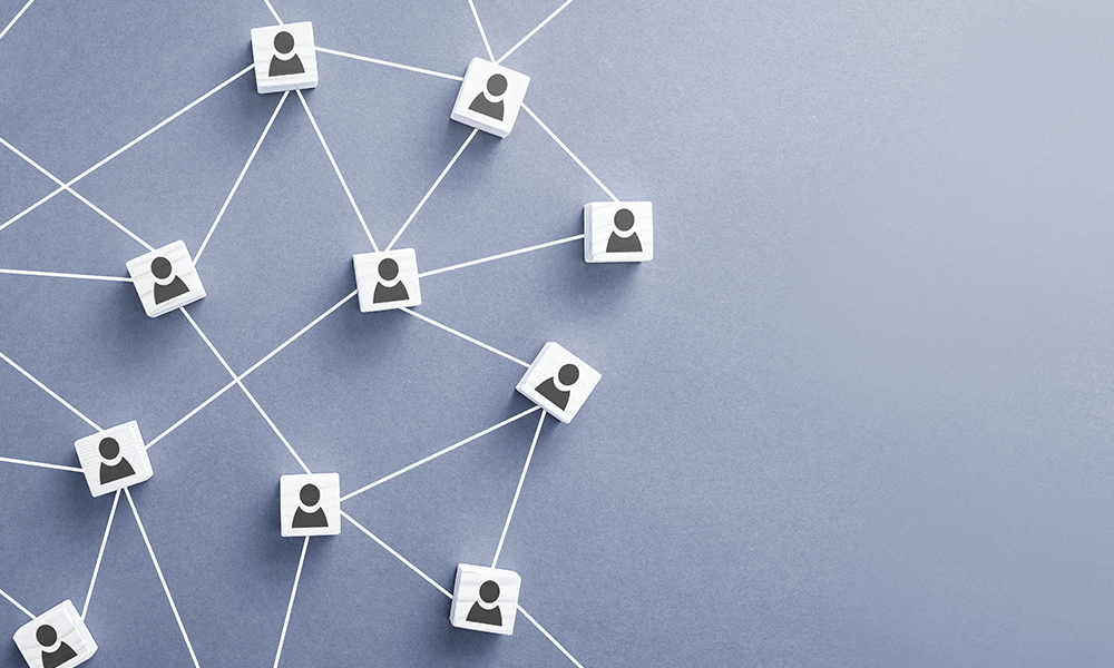 The power of networking Six degrees of separation or less