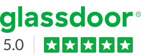 Glassdoor 5 Star Rated Company