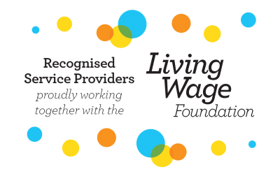 Living Wage Foundation Award Winning Digital Marketing Strategy