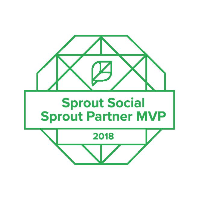 Sprout Social Partner MVP 2018