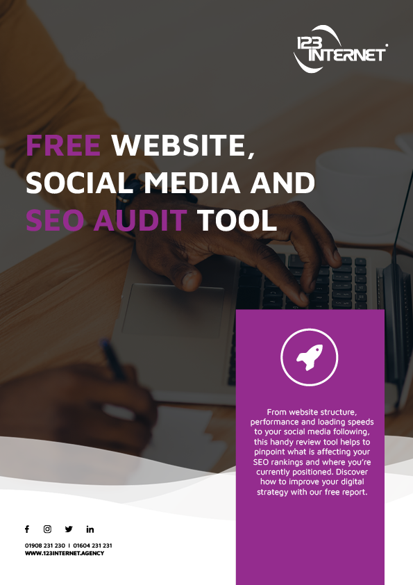 FREE Website, SEO, Social Media, Hosting Audit Report