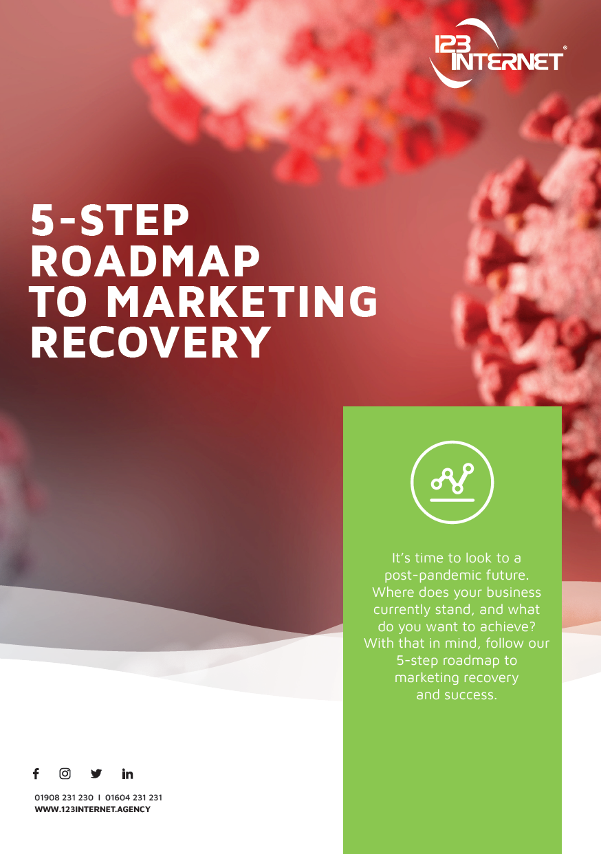 5 Step Roadmap To Marketing Recovery